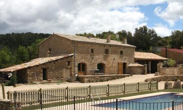 Palou del Call en Lladurs (Lleida)