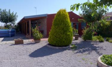 L'Era de Cal Roger en Verdú (Lleida)