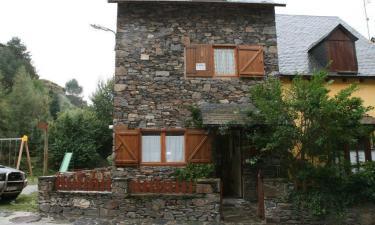 Casa rural en Vilamós en Vilamòs a 31Km. de Montgarri