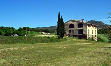 Masía Molí de Tartareu en Tartareu (Lleida)