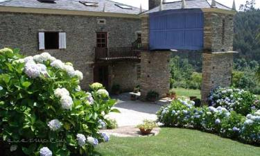 Casa Rural Casa Doñano en Ribadeo a 2Km. de Castro
