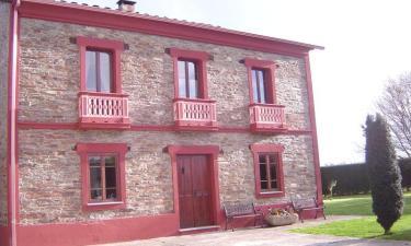 Casa Rural Os Tres Teixos