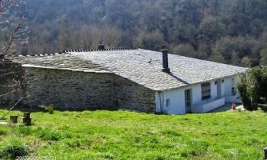 La casa de tu vida en Samos a 29Km. de Vilamaior