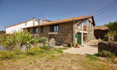 Casa do Estevo en Doade a 15Km. de Monforte de Lemos