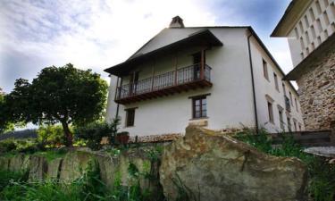 Casa da Penela. Bioturismo en Mondoñedo a 25Km. de Barreiros
