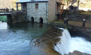 Casa Rural Los Molinos de Rosario en A Fonsagrada (Lugo)