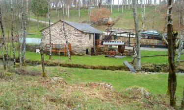 Apartamento Turístico Molino de Louzao en Palas de Rei a 14Km. de Antas de Ulla