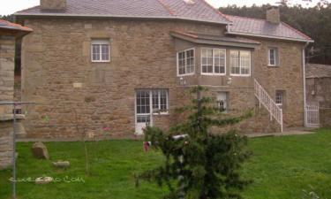 Casa Farruquitas en Cervo (Lugo)