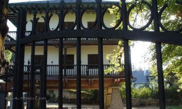 Casa Rural El Horreo en Miraflores de la Sierra (Madrid)