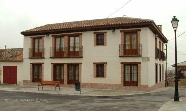 Casa Rural Las Tinajas en Ribatejada a 37Km. de Santorcaz