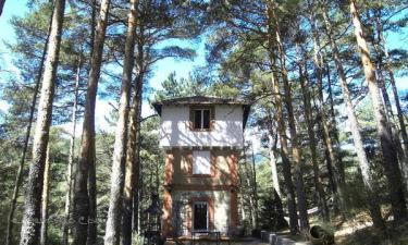 Casa Rural La Torre de Cercedilla en Cercedilla (Madrid)