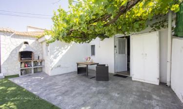 Casa Rural las Eras en Valdelaguna a 40Km. de Aranjuez