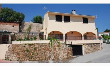 Casa Rural La Residencia de Villar en Villar del Olmo (Madrid)