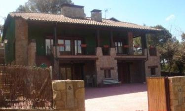 Las Casas de la Estación en Robledo de Chavela (Madrid)