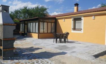 Casa Rural El Berrueco en El Berrueco (Madrid)