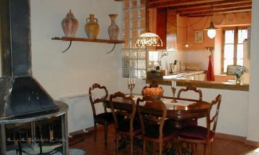 Casa de Juan en Rascafría (Madrid)