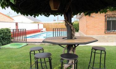 Casa El Petirrojo en Griñón a 40Km. de Villamanta