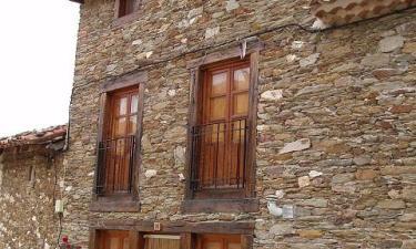 Casa rural la Hiruela en La Hiruela (Madrid)