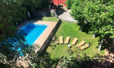 La Casa de Brunete en Brunete a 22Km. de Peralejo
