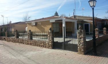 Casa la Hermita en Villamanrique de Tajo a 55Km. de La Guardia