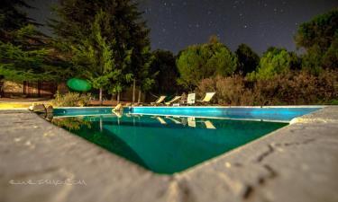Villa en la Montaña en Becerril de la Sierra (Madrid)