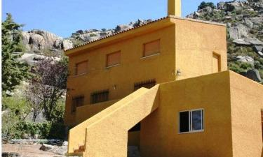 Casa Rural La Niña en Valdemanco (Madrid)