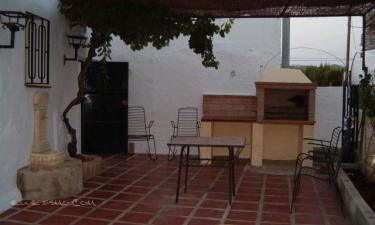 Casa Rural La Casa de Abuela en Archidona a 15Km. de Villanueva del Rosario