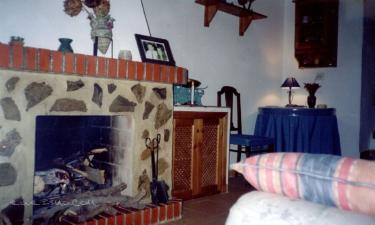 Casa Rural La Cuadra en Frigiliana a 25Km. de Fornes
