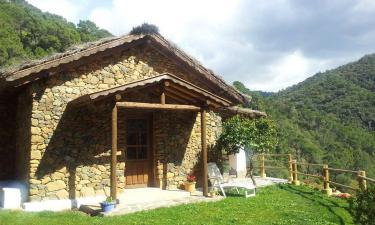 Casas Rurales El Balatín en Istán (Málaga)