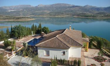 Casa Rural Rocio & Paloma en Viñuela (Málaga)