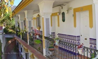 Casa Rural Cortijo Los Vargas en Vélez-Málaga a 14Km. de Viñuela