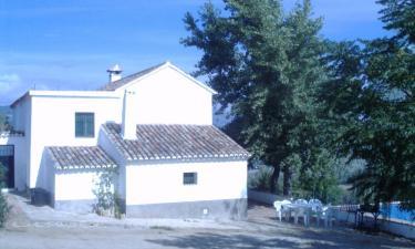 Casa Rural Cortijo Fuente Dulce en Ronda (Málaga)