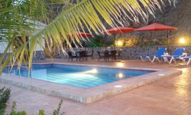 Villa Ilusión en Sayalonga a 5Km. de Algarrobo