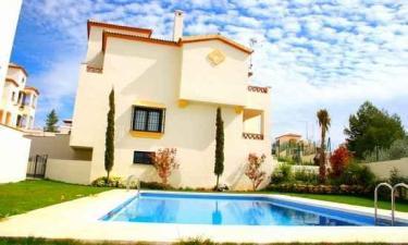 Residencial la Carpia en Arriate (Málaga)