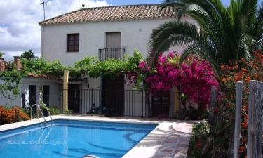 Casa rural Cañamero en Coín a 18Km. de Mijas