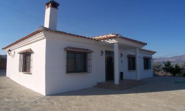 Casa El Romo en Colmenar a 14Km. de Villanueva del Rosario