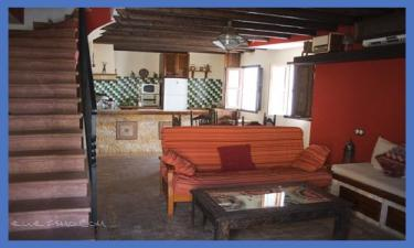 La Casa de la Abuela Ana en Triana a 7Km. de Viñuela