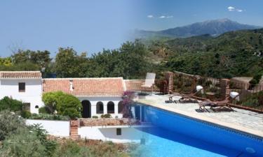 La Casa del Molinero en Comares a 15Km. de Viñuela