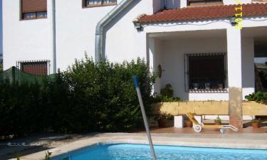 Casa rural en Villanueva del Rosario (Málaga)