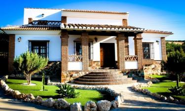 Casa Rural Tita Inés en Málaga (Málaga)