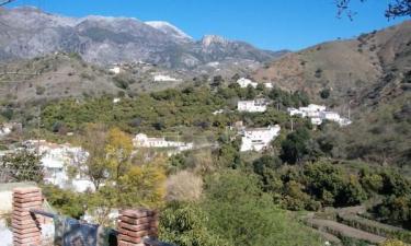 La Casilla en Canillas de Aceituno (Málaga)