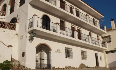 La Casa Esperanza B&B en Totalán (Málaga)