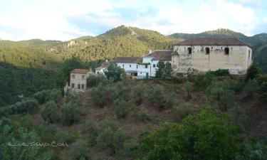 Casa convento Sierra de las Nieves en El Burgo (Málaga)