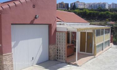 Casa Rural Villa Mariposa en Torrox a 13Km. de Algarrobo