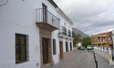 La Casa de Tita Dolores en Cortes de la Frontera (Málaga)