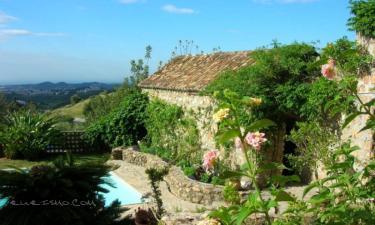 Casa rural Montes de Almachada en Mijas (Málaga)