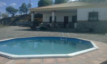 Casa Rural el Puerto en Guaro a 20Km. de Istán
