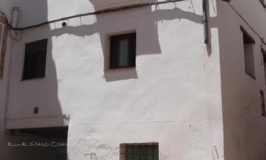 Casa Rural Aldayma en Jubrique a 35Km. de San Pedro de Alcántara