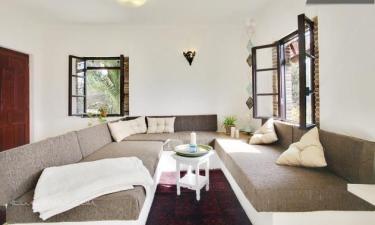 Villa Sila en Benalauría a 30Km. de Estepona