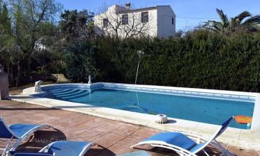 Villa García en Ronda (Málaga)